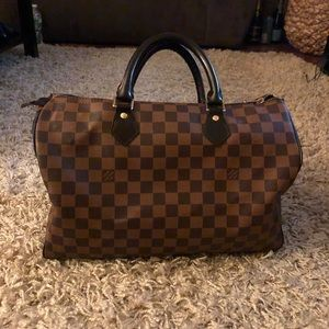 Handbags - Louis Vuitton Speedy Dupe